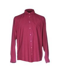 Massimo Alba - Multicolor Shirt for Men - Lyst