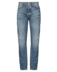 Pantaloni jeans di Nudie Jeans in Blue da Uomo