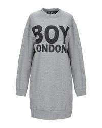 Vestito corto di BOY London in Gray