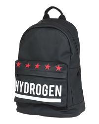 Hydrogen - Black Rucksäcke & Bauchtaschen for Men - Lyst