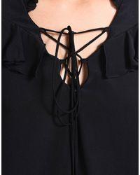 Blusa di Just Cavalli in Black