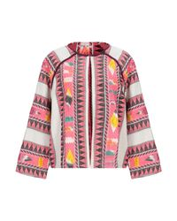 Lolly's Laundry Multicolor Suit Jacket