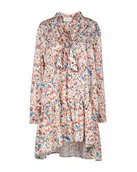 ViCOLO White Short Dress