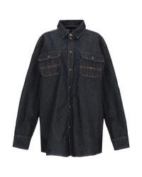Camicia jeans di Tommy Hilfiger in Blue