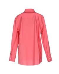 Marni - Pink Shirt - Lyst