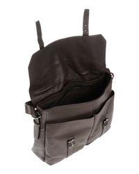 Fratelli Rossetti Brown Cross-body Bag