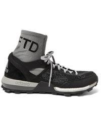 Adidas Black High-tops & Sneakers for men