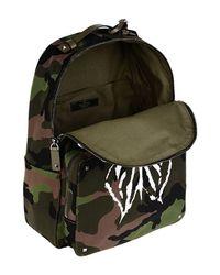 Valentino Green Backpacks & Fanny Packs for men