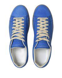 Maison Margiela Blue Low-tops & Sneakers for men