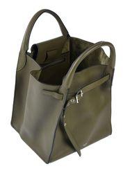 Céline Green Handbag