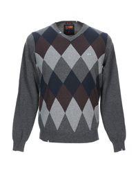 Pullover Sun 68 pour homme en coloris Gray