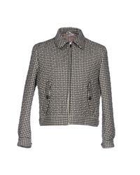 Thom Browne Black Jacket for men
