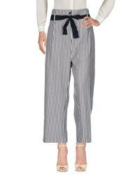 Pantalones Jucca de color Black