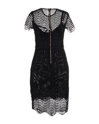 Bec & Bridge - Black Knee-length Dress - Lyst