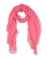 Estola Alberta Ferretti de color Pink