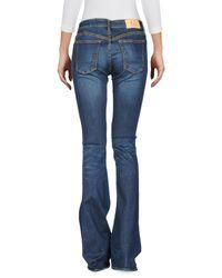 People Blue Jeanshose