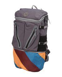 Nixon Gray Backpacks & Fanny Packs