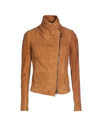 Vince Brown Jacket