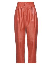Pantalones ViCOLO de color Orange