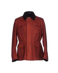 Hevò Red Jacket for men
