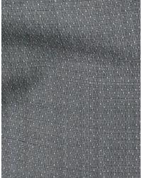 Pantalones Incotex de hombre de color Gray