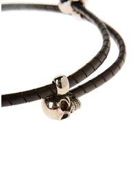 Alexander McQueen | Brown Bracelet | Lyst