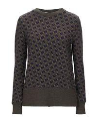 Pullover di Siyu in Gray