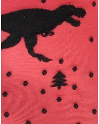 Calze e Calzini di Wolford in Red