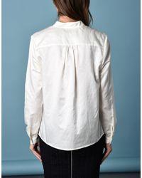 Camicia di Jolie By Edward Spiers in White