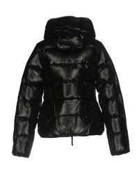 Duvetica - Black 'Thia' Down-Jacket - Lyst