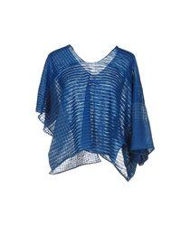 Crea Concept Blue Sweater