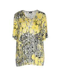 BARBARA LEBEK Yellow T-shirt