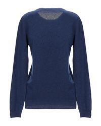 Pullover di Love Moschino in Blue