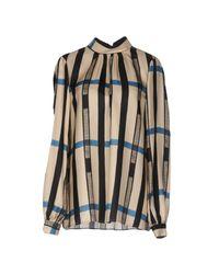 Annie P Natural Shirt