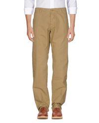 Aspesi Natural Casual Trouser for men