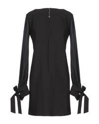Vestito corto di Relish in Black