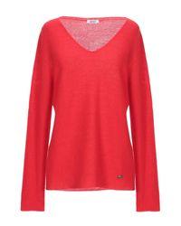 Liu Jo Red Pullover