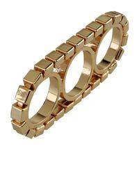 Gogo Philip Metallic Ring