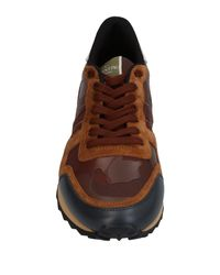 Valentino Brown Low-tops & Sneakers for men