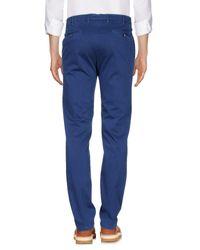 Pantalone di Tombolini in Blue da Uomo
