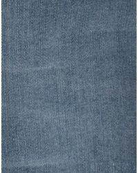 Pantalones vaqueros Pieces de color Blue