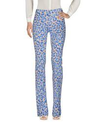 Blugirl Blumarine Blue Casual Trouser