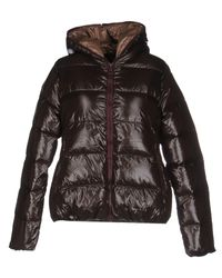 Duvetica Brown Down Jacket