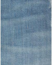 True Religion Blue Jeanshose