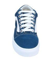 Vans Blue Low Sneakers & Tennisschuhe
