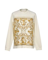 Versace White Sweatshirt for men