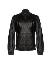 Armani Jeans Black Jacket for men
