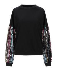 Sweat-shirt ONLY en coloris Black