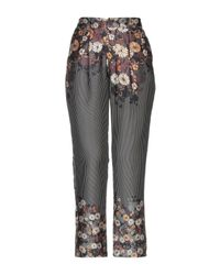 Pantalon Souvenir Clubbing en coloris Black