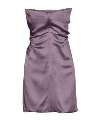 Vestito corto di Jasmine Di Milo in Purple